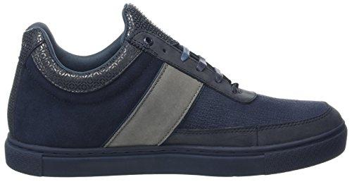 Ted Blau Loewin bleu De Herren Fonc Sneaker Boulanger anUFxqTwar