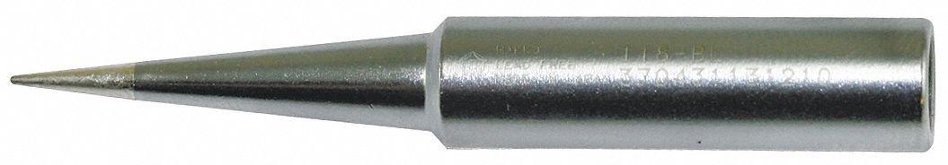 R0.2 mm x 22.5 mm T18 Series Soldering Tip for Hakko FX-888//FX-8801 japan import Hakko T18-BL Conical