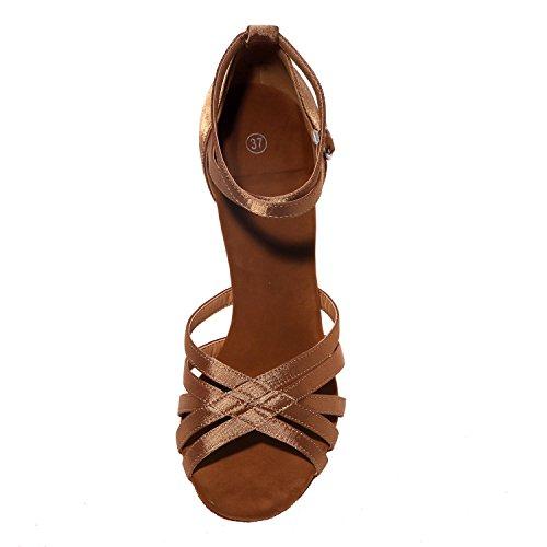 L@YC Mehr Farbe Sandalen und Tanzschuhe können angepasst werden / Multicolor / Large Size Yellow