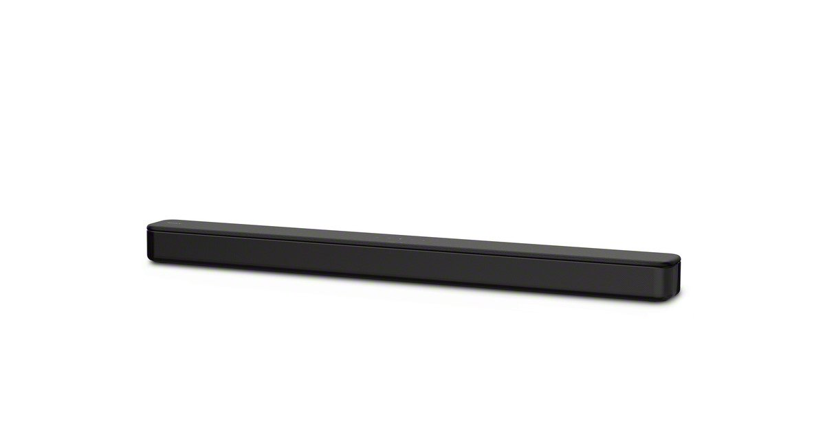 Sony HT-SF150 2ch Single Soundbar with Bluetooth and S-Force Front Surround - Black