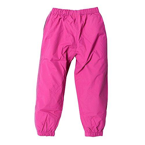 Splashy Rain Pants (8, Hot Pink)
