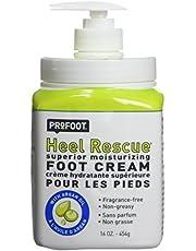 Profoot heel rescue foot cream 16oz.