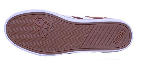 Hummel Slimmer Mono Lo - Zapatillas de Lona para mujer Marrón - Brown LP21