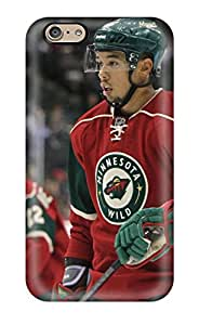 New Style 5786024K821679009 minnesota wild hockey nhl (7) NHL Sports & Colleges fashionable iPhone 6 cases