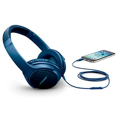 Amazon.com  Bose SoundTrue around-ear wired headphones II - Apple devices eebd0244f743