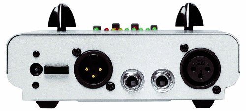 Guitar Preamp With Mic