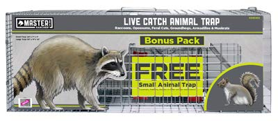 Woodstream Corp Live Animal Cage (Two for one deal) ()