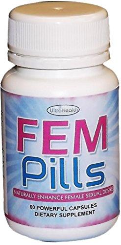 FemPills Femme pilules du sexe pour les femmes