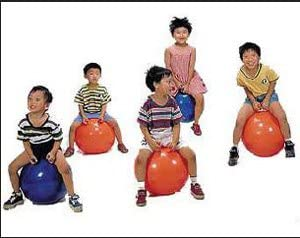 Cando Vestibular Jump Ball