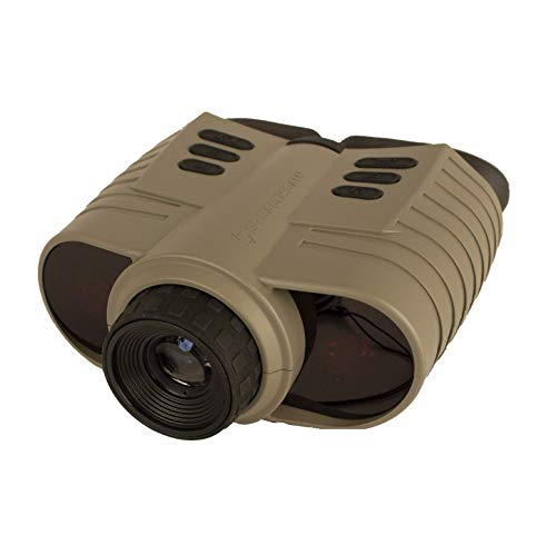 Stealth Cam Digital Night Vision Binoculars & Camera- Capture Images and Video ()
