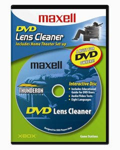 The Great Cleaner, DVD Lens, DVD-LC - 190059