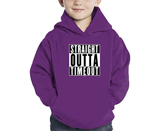Toddler Little Straight Timeout Sweatshirt