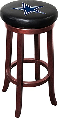 Image of Barstools Imperial Officially Licensed NFL Furniture: Wooden Bar Stool
