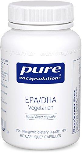 Pure Encapsulations Vegetarian Hypoallergenic Algae Derived