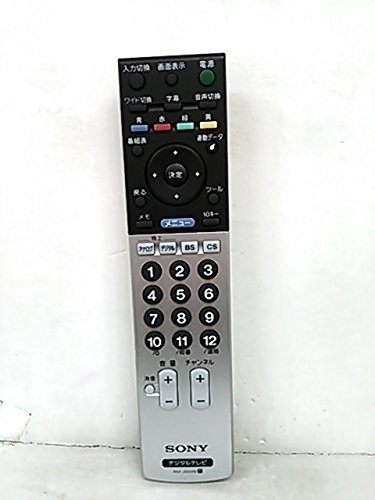 SONY ソニー純正テレビリモコン RM-JD008 product image