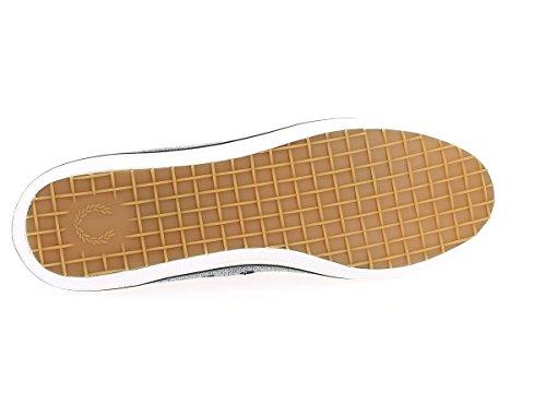 Fred Perry - Zapatillas de deporte de Lona para hombre
