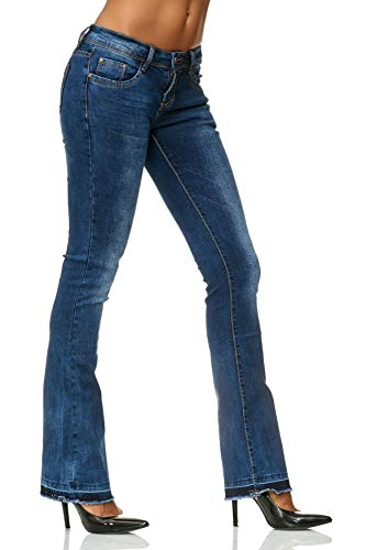 vas Pantalon Dames pour dodo en i Jeans Bleu D2470 A7f5x