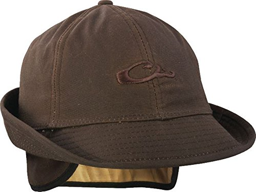 Drake Waxed Jones Hat - Brown (Men's Medium/Large) - Jones Hat