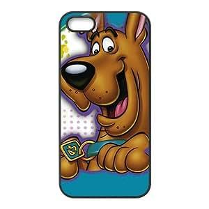 Customize Cartoon Scooby Doo Back Case for Apple iphone 5,5S JN5S-2013