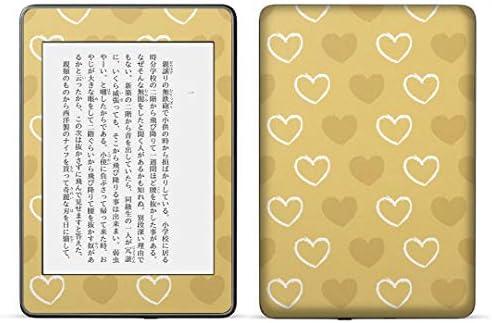 igsticker kindle paperwhite 第4世代 専用スキンシール キンドル ペーパーホワイト タブレット 電子書籍 裏表2枚セット カバー 保護 フィルム ステッカー 050344
