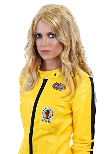 Kill Bill Wig (Fun Costumes Women's Beatrix Kiddo Synthetic Wig)