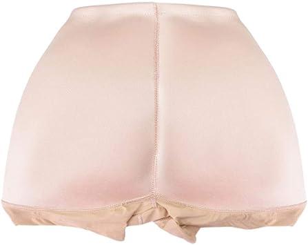 Bragas de aumento de cadera con almohadilla de espuma de cintura ...