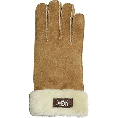 UGG Australia Women's Classic Turn Cuff Glove,Chestnut,US M by UGG