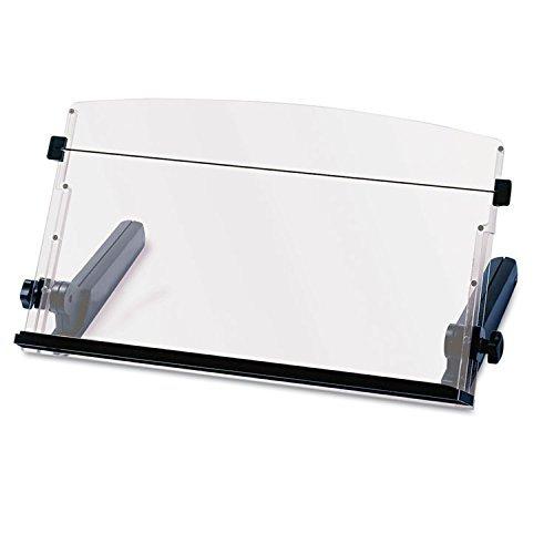 (3M DH640 in-Line Freestanding Copyholder, Plastic, 300 Sheet Capacity,)