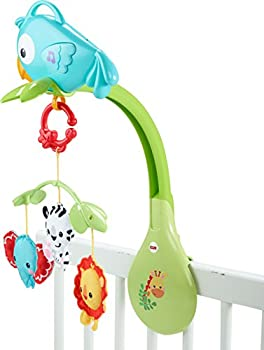 Fisher-price Rainforest Friends 3-in-1 Musical Mobile 6