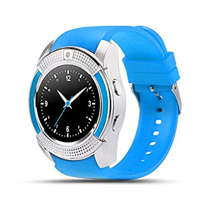 Amazon.com: Semoic Smart Watch Women/Men Watch Phone for ...