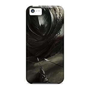 Hot Fashion UMZ6944IrUA Design Cases Covers For Iphone 5c Protective Cases (monster Slayer)