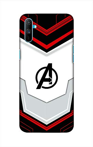 AAROHI SUBLIMATION REALME C3, Avengers