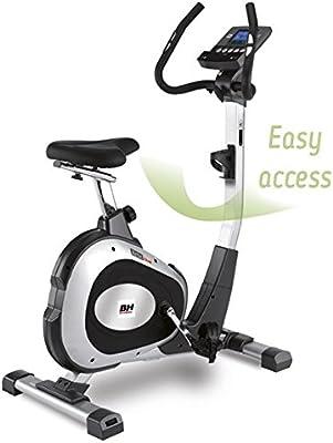 BH Fitness - Bicicleta Estática Artic Dual: Amazon.es: Deportes y ...