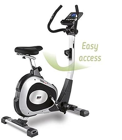 BH Fitness - Bicicleta Estática Artic Dual: Amazon.es: Deportes y aire libre