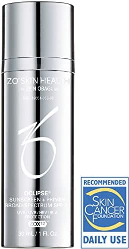 ZO Skin Health Oclipse Sunscreen Primer SPF 30 — 1oz/30ml
