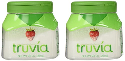 (Truvia Natural Sweetener Spoonable 9.8oz Jar - 2 Pack)