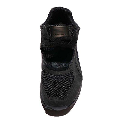 adidas Women's EQT Racing 91 W, Black/Subgrn Black/Subgrn