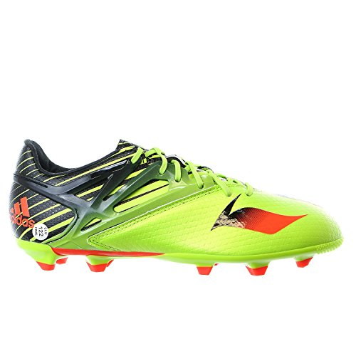 Adidas Youth Messi 15.1 Fg/Ag Firm Ground/Artificial Grass Soccer Cleats 6 Us