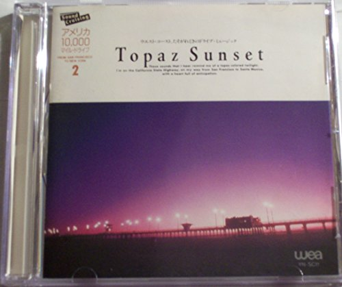 Topaz Sunset (Audio Cd) Import: Eagles, Christopher Cross, Al Jarreau, Bette Midler, America, Tommy Page, Honeydrippers, Linda Ronstadt, Peter Cetera