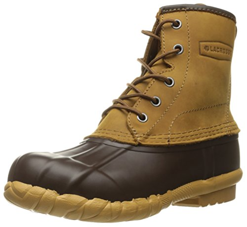 Lacrosse Women's Uplander Snow Boot, Brown, 8 M US ()