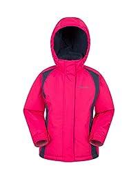 Mountain Warehouse Honey Kids Ski Jacket - Boys & Girls Winter Coat