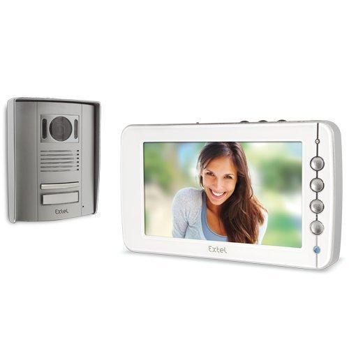 Extel 720400 Livia Bildtelefon, Farbdisplay, 4 + 2 Leitungen