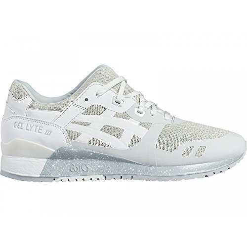 Asics - Gel Lyte III NS Glacier Grey/White - Sneakers Homme