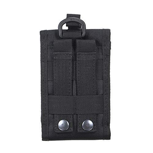 Etui 1 Pour Tactique De Noir Color 5 Extérieur Couverture Téléphone 5 Ceinture Poche Multifonctionnel Taille Lixada Sac Avec n60gRI0T