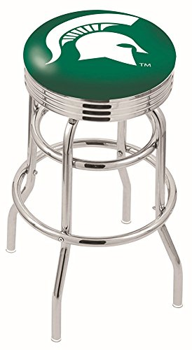 NCAA Michigan State Spartans 30″ Bar Stool
