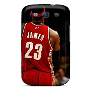 Special Design Back Miami Heat Lebron James Phone Case Cover For Galaxy S3