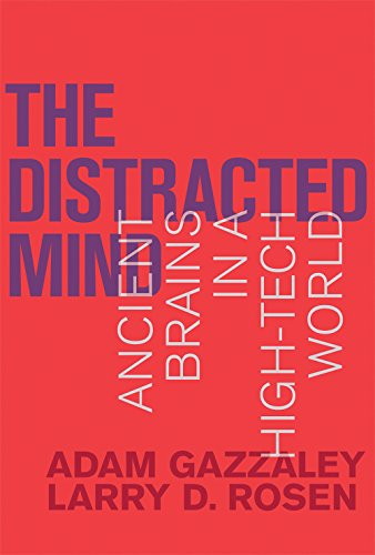 Amazon the distracted mind ancient brains in a high tech world the distracted mind ancient brains in a high tech world mit press fandeluxe Images