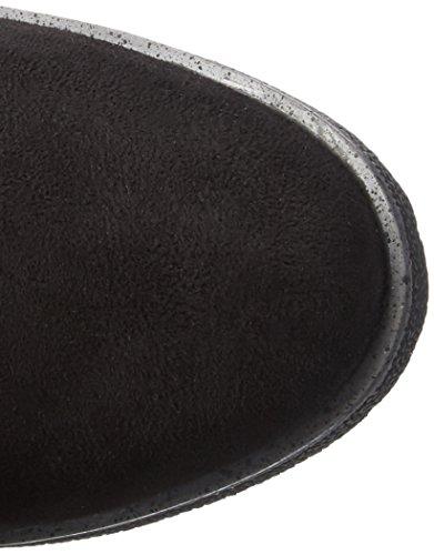 Marco Tozzi 25645, Botas Altas Mujer Negro (BLACK 001)