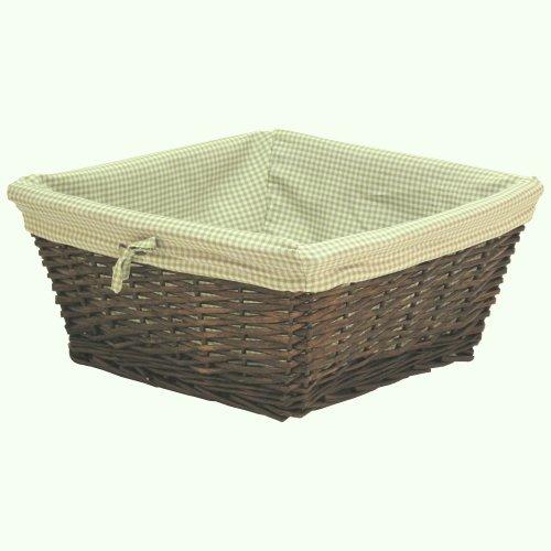 h Liner - Sage Green (Basket Liner Patterns)