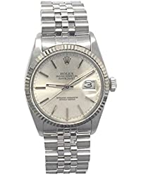 Datejust swiss-automatic mens Watch 16014 (Certified Pre-owned)